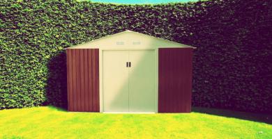 caseta metalica de jardin bristol