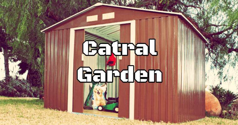 Cobertizos met licos catral garden casetas met licas - Casetas metalicas jardin ...