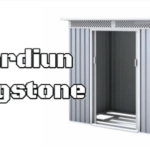 gariun kingstone caseta de metal