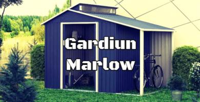caseta de jardín metalica gardiun marlow