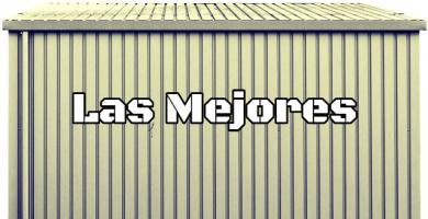 casetas de jardin metalicas