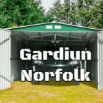 garaje metalico gardiun norfolk