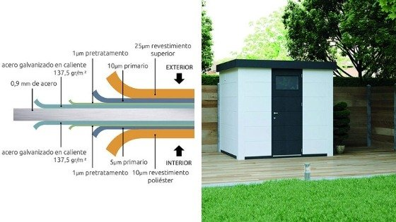 casetas metalicas novo habitat