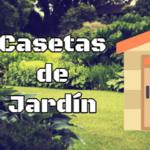 casetas de jardin